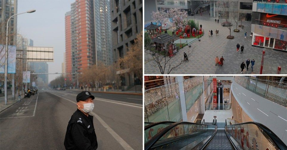 Image result for CHINA STREETS TODAY