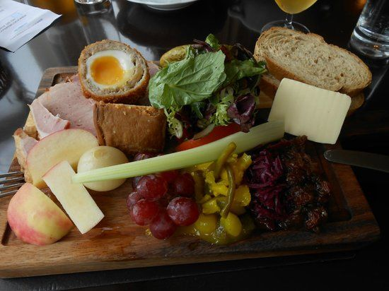 Image result for best ploughmans lunch