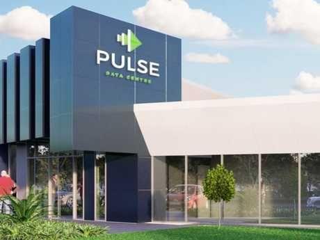 Pulse Data Centre concept art.