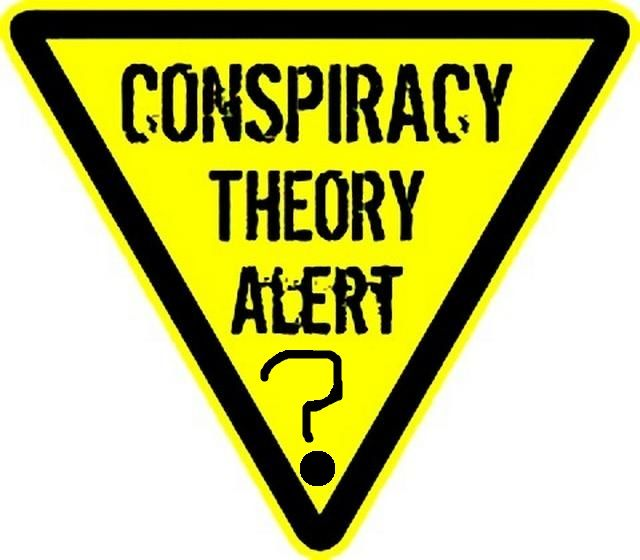 Image result for conspiriosy theory