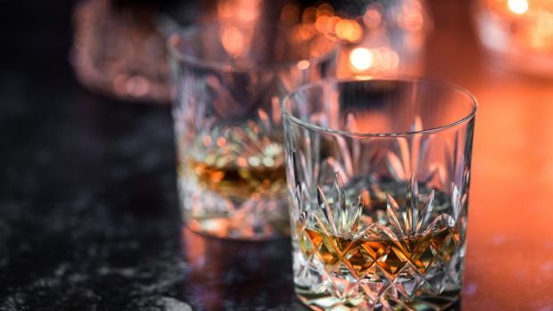 Northern Ireland  also uses a similar standard measure of spirit alcohol as the Republic, 35ml, compared to the standard single shot of 25ml in England, Scotland and Wales.