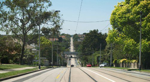 Melbourne: Suburban Street