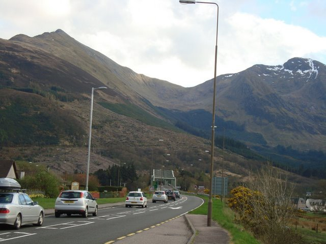Traffic in scotland