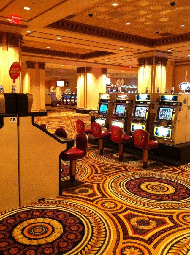Caesars Casino- Atlantic city