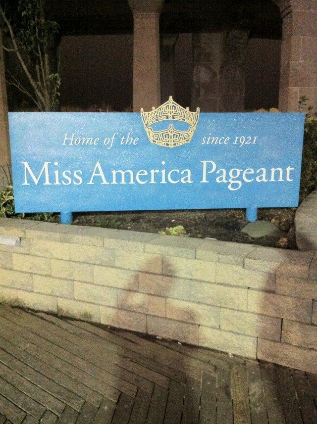 Miss America Paegant