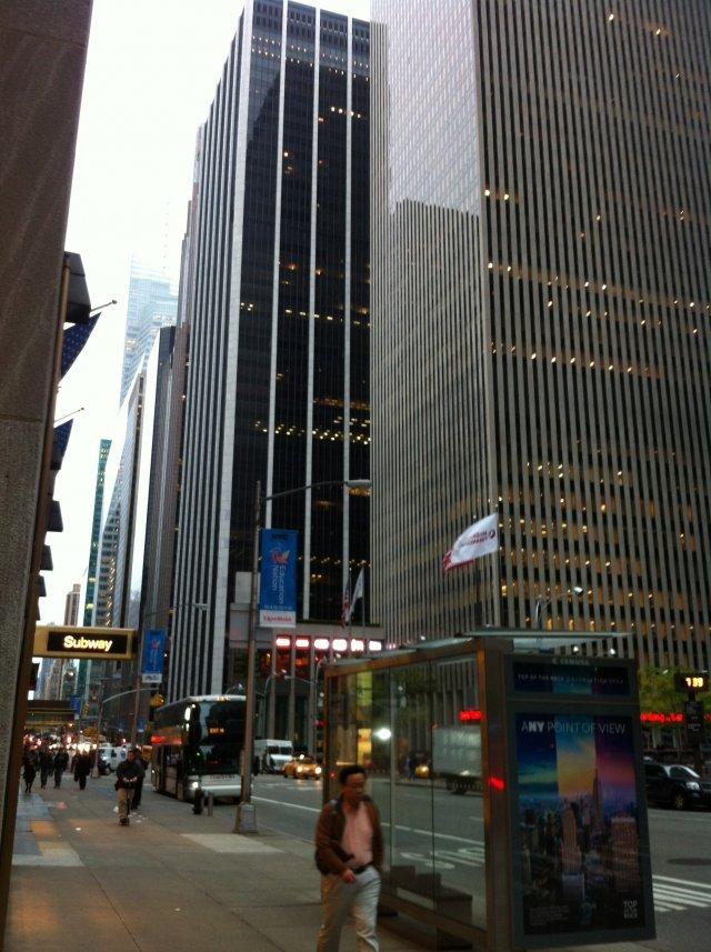 Manhattan 149th Street 6 Avenue