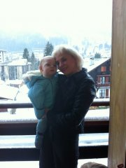 InChamonix over a xmas, a final European trip before the big move!!