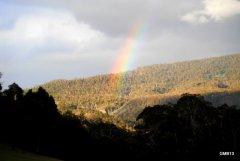 Somewhere over the Rainbow, Derwent Valley