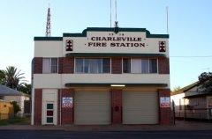 Charlevilel fire station