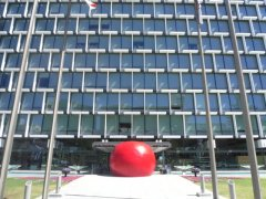 Red Ball Project - Perth
