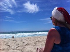 My 1st Australian Christmas.