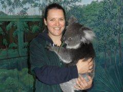 Adelaide, Cleland Wildlife Park - A dream come true!