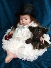 Twilight Renesmee reborn doll:D