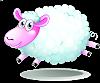 Sheeps cute cartoon vectors set.png