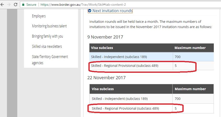 489 regional sponsored skilled visas moving to australia share this post stopboris Choice Image