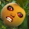 Saurer Pfirsich
