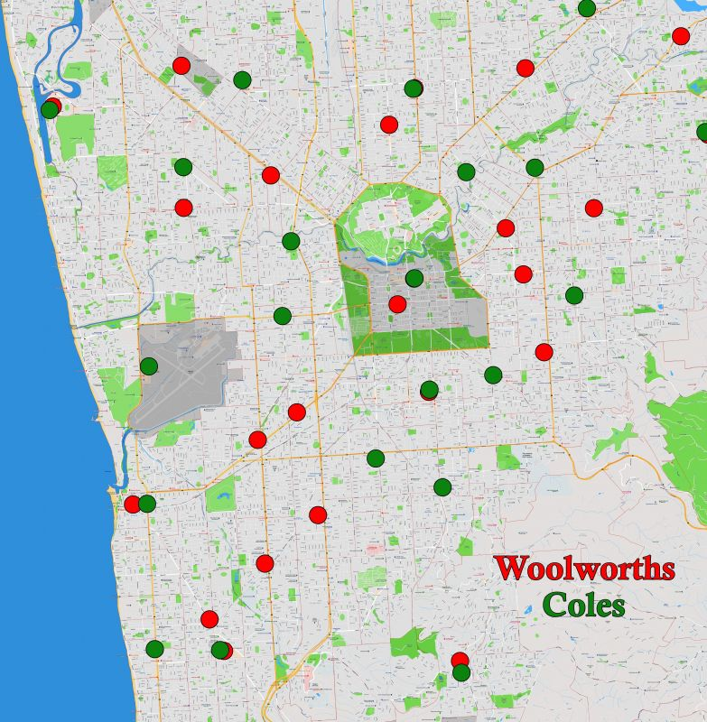 Adelaide Suburb Map - Coles & Woolworths - April 2019 Smaller.jpg