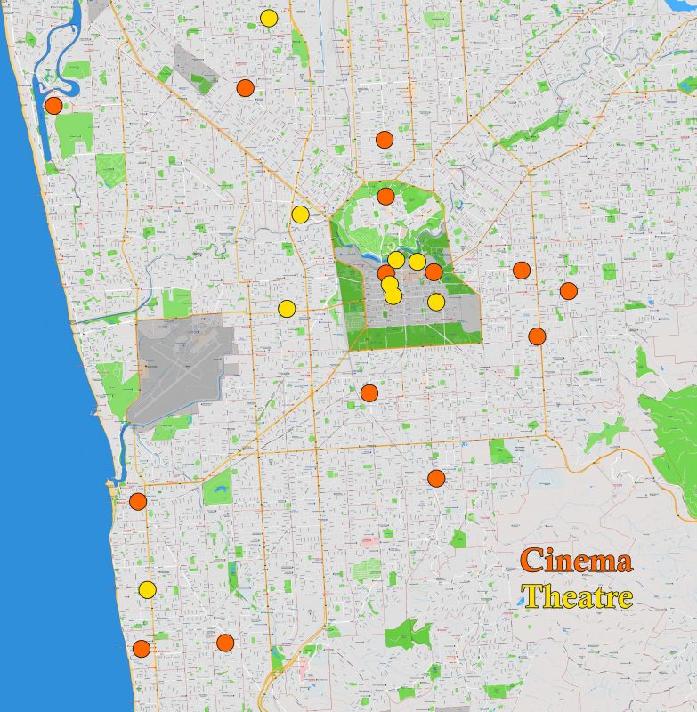 Adelaide Suburb Map - Cinemas & Theatres - April 2019 Smaller.jpg